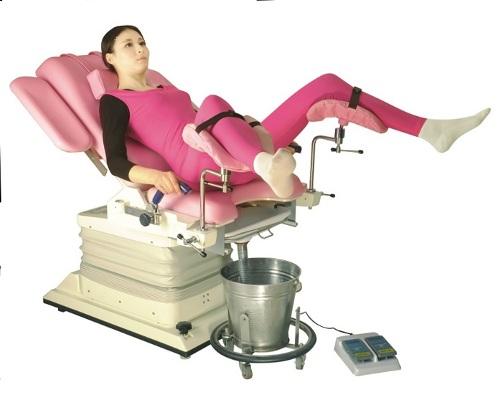 гинекологическое операционное кресло